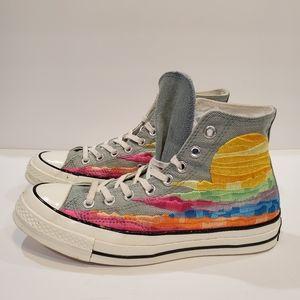 Converse x Mara Hoffman sneakers womens size 8.5